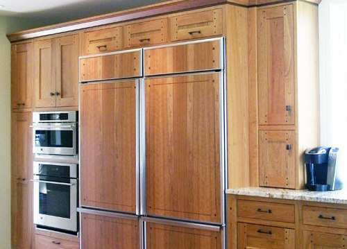 Cabinet-Built-in-Microwave