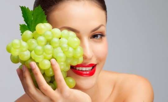 Grape-Cleanser-for-getting-rid-of-acne