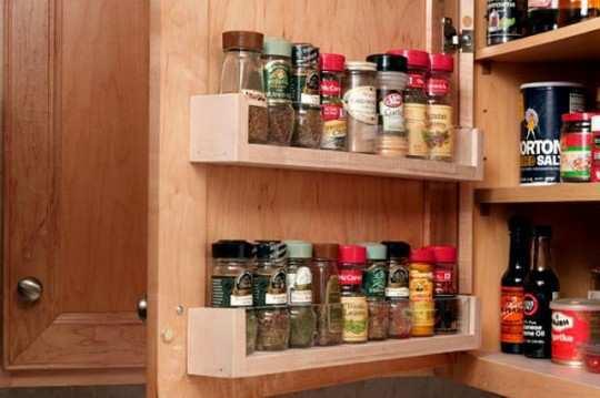 Spice-Rack Cabinet