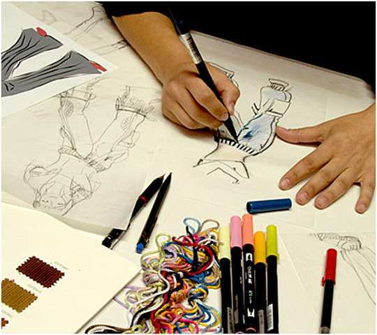 Top 10 Colleges In India For Fashion Designing Wetellyouhow