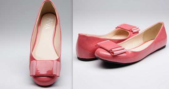 Aiva-5th-Avenue-Collection-Pink-Women-Bellies-Yebhi