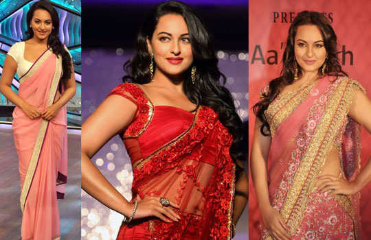 gorgeous-bollywood-divas-in-saree-sonakshi