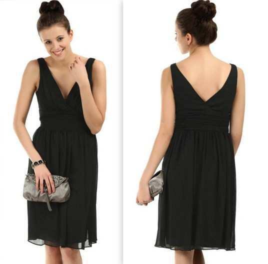Avirate-Women-Black-Dress