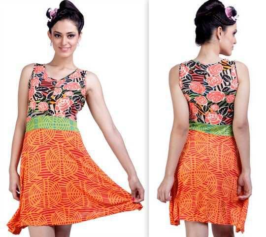 Jealous-21-Orange-Dresses