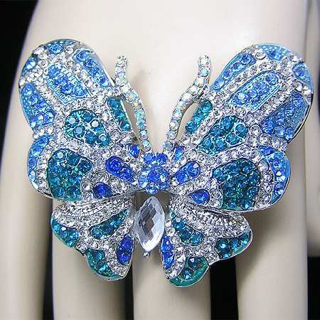 beautiful-blue-large-butterfly-ring