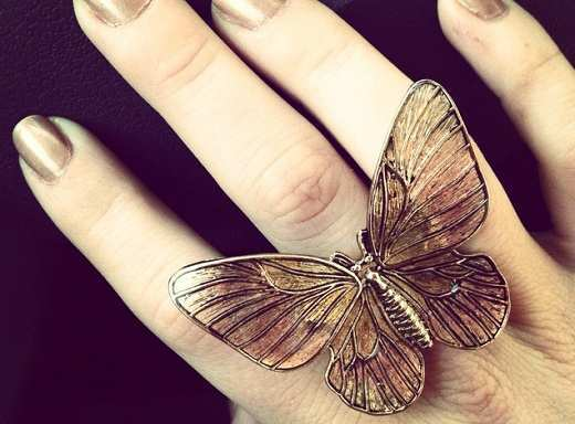 bronze-medium-size-butterfly-ring