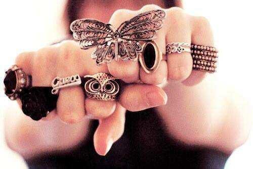 butterfly-owl-rings