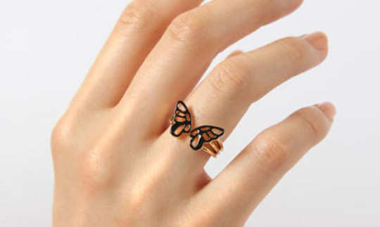 cute-and-small-butterfly-ring