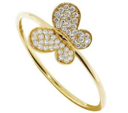 diamond-butterfly-ring