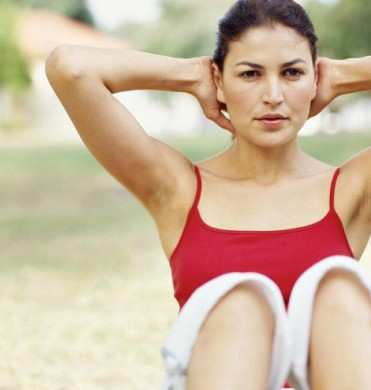 exercise-rigorously-for-flat-belly
