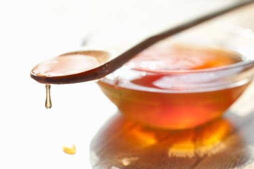 honey-for-split-ends