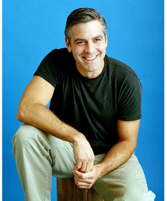 hottest-male-celebs-george-clooney