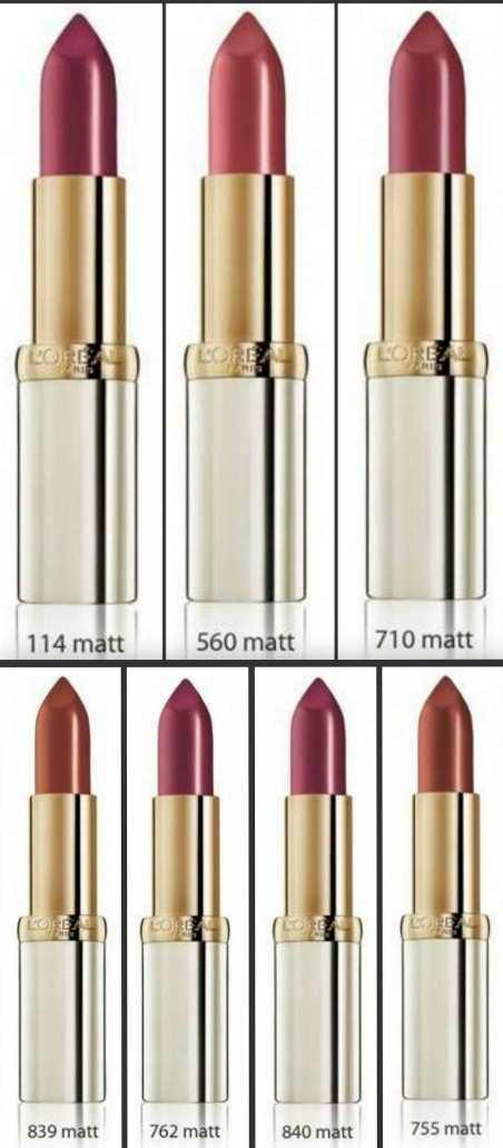 loreal-matt-lipsticks