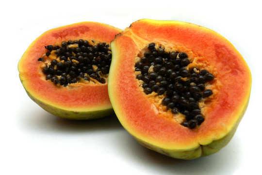 papaya-sun-tan