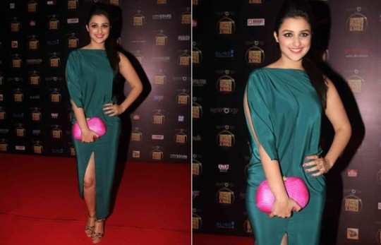 parineeti-chopra-green-dress