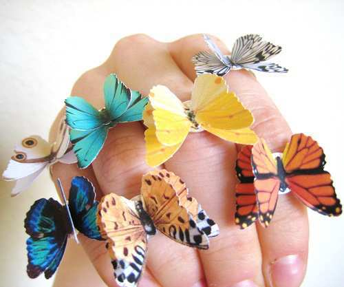 realistic-butterfly-rings