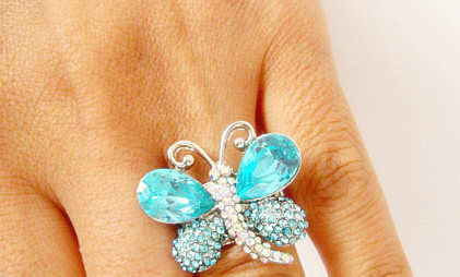 turquoise-butterfly-ring