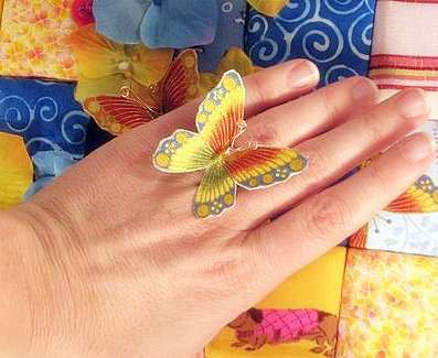 yellow-butterfly-ring