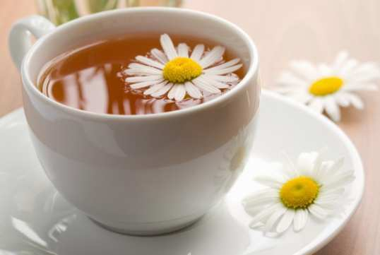 Chamomile-tea