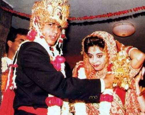 Gauri-and-Shahrukh-Khan-wedding