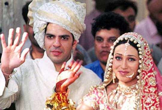 Karishma-Kapoor-and-Sanjay-Kapoor-wedding