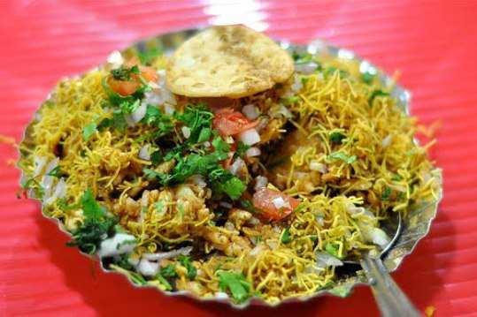 Rice-Sev-Chaat-Recipe