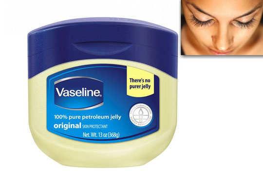 eyelashes-home-remedies-vaseline