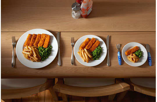 loose-weight-in-easy-ways-downsize-plate