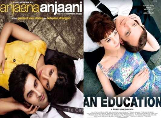 Anjaana Anjaani and An Education