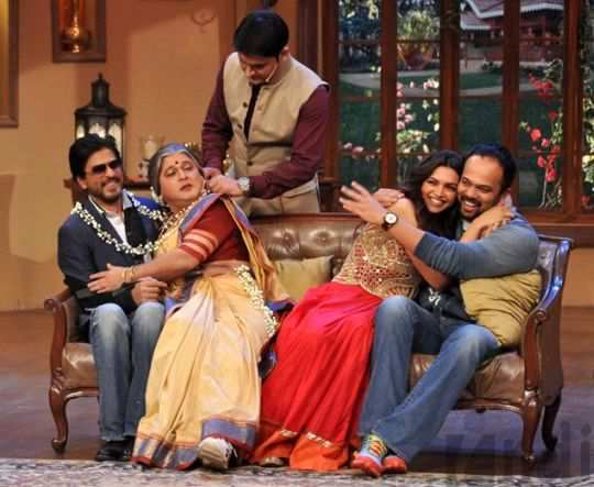 Chennai-Express-on-Comedy-Nights-with-Kapil