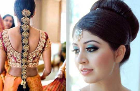 Hair-do for Brides