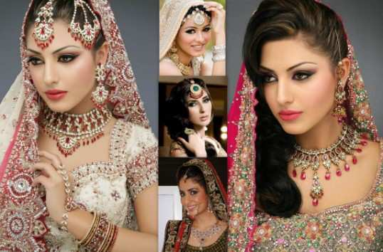Makeup for Indian Brides