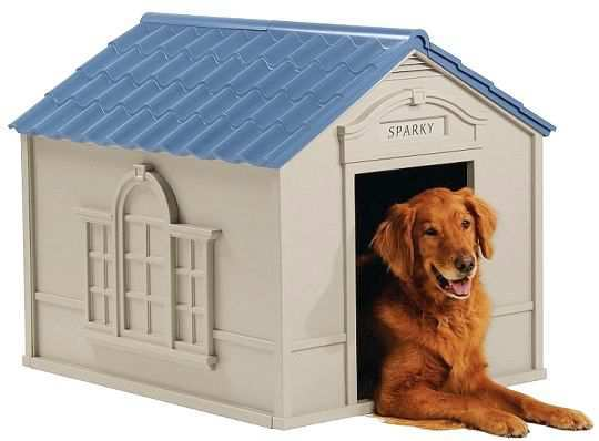 Suncast-Large-Deluxe-Dog-House