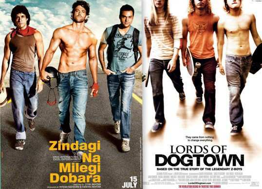 Zindagi-Na-Milegi-Dobara-Lords-Of-Dogitown-Posters