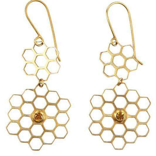 honey-bee-earring-2