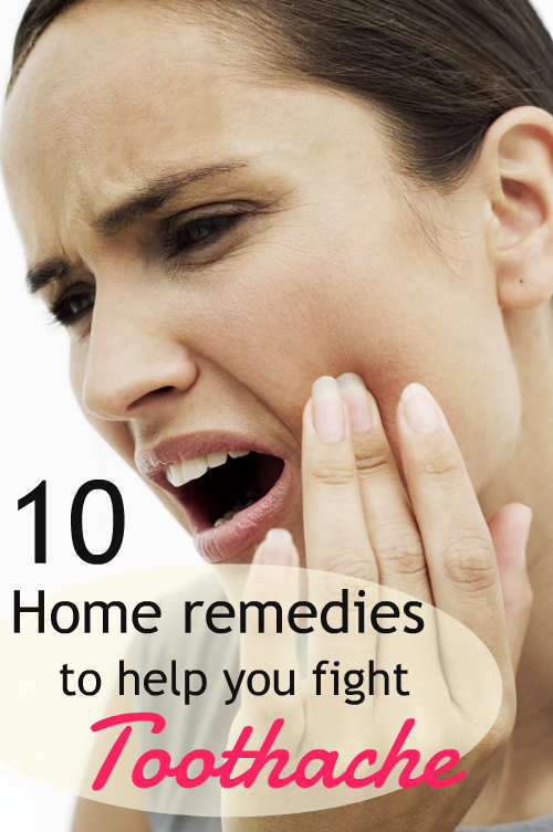 10 Home Remedies To Help You Fight Toothache