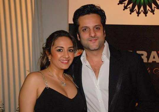 Fardeen Khan-and-Natasha-Madhvani