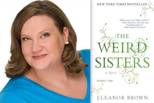 The Weird Sisters by Eleanor Brown- Book Review