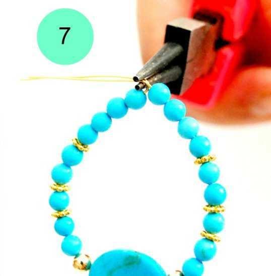 Beaded-Hoop-Earrings-step-7