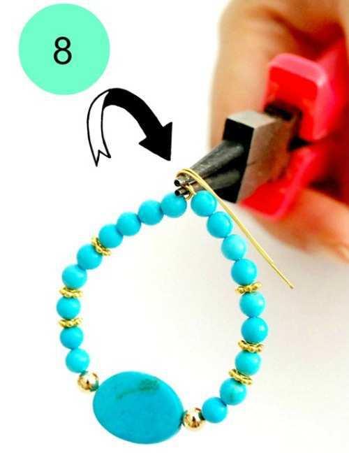Beaded-Hoop-Earrings-step-8