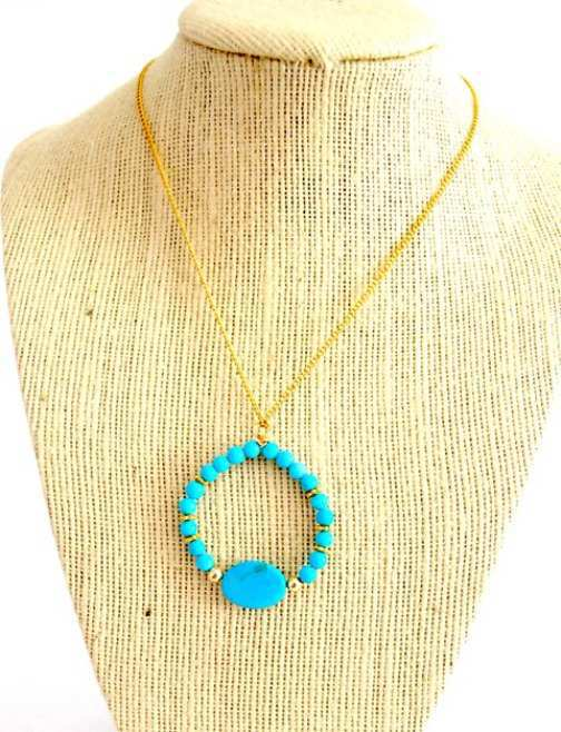 Beaded-Hoop-Necklace
