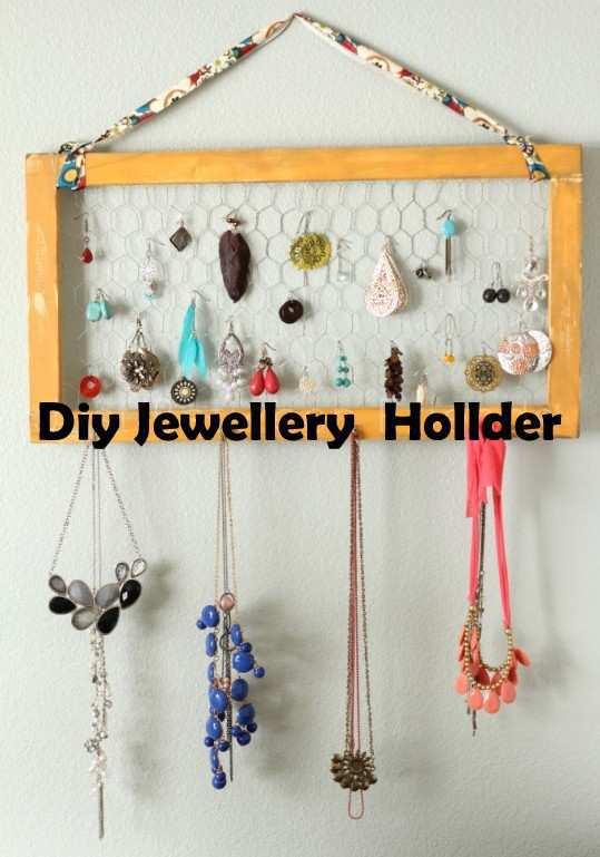 Chicken-Wire-Frame-Jewellery-Holder1