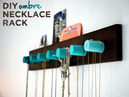 Ombre-Necklace-Rack