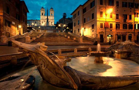 romantic-destinations-to-propose-rome