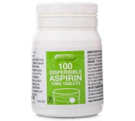 Dispersible-Aspirin-Tablets