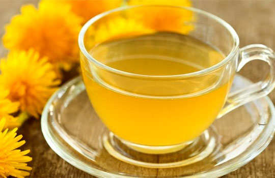 bloating-home-remedies-dandelion-tea