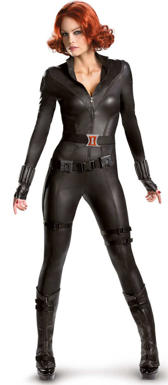 halloween-outfits-avenger-movie-black-widow-avenger-theatrical-costume