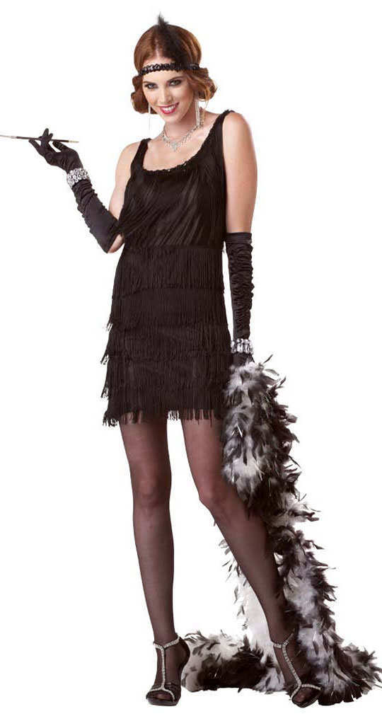 halloween-outfits-women-fashion-flapper-costume
