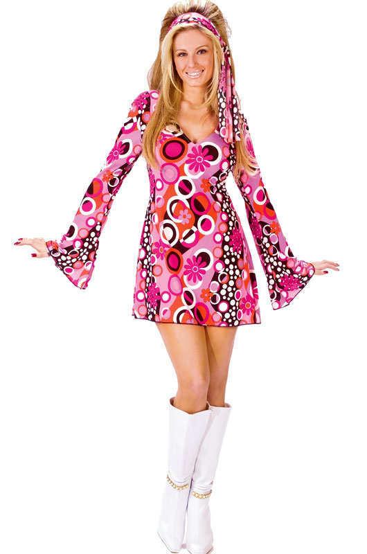 halloween-outfits-women-feeling-groovy-costume