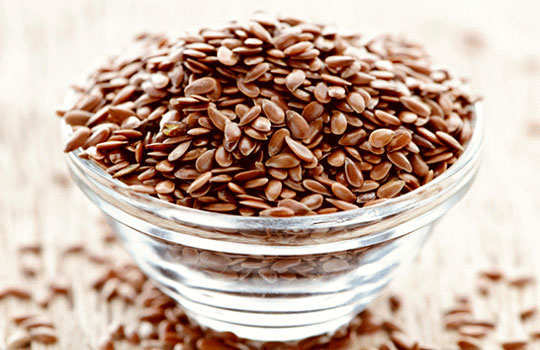 menopause-home-remedies-flax-seed